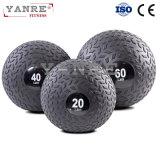 Bola muerta de la bola del golpe del neumático de la medicina del PVC de Crossfit del equipo de la aptitud de la gimnasia