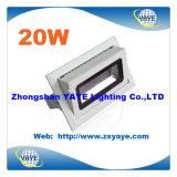 Yaye 18上販売法Ce/RoHSの承認の穂軸30W LEDプロジェクター/穂軸30W LEDの洪水ライト/COB 30W LED Downlight