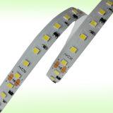 140LEDs/M SMD2835は白い2700k一定した流れLEDテープライトを暖める
