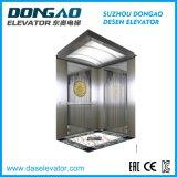 [فّفف] غير مسنّن صغيرة آلة غرفة مسافرة مصعد مع مرآة ختم زخرفة