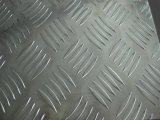 Anti barra di alluminio del piatto cinque di slittamento per il pavimento