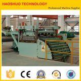 Cortar à linha e ao corte do comprimento usados para endireitar a maquinaria de aço da bobina e do Leveler