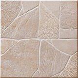 Material de construcción, material decorativo, azulejo de suelo de la porcelana, azulejo de suelo de cerámica, azulejo de suelo rústico, azulejo rústico del azulejo de piedra de la roca 300X300m m de Florencia