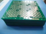 Circuito fino del PWB de Multilaeyr del prototipo con la tarjeta del oro de la inmersión