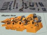 금속 조각 가위 기계 악어 가위-- (Q08-125)