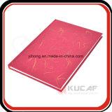 Sketchbook su ordinazione del libro di scrittura del Hardcover di formato