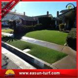 Gazon artificiel synthétique de aménagement décoratif d'herbe d'herbe artificielle de yard de jardin