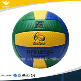 Volleyball de User-Résistance de plage de Rio 2016 de Coed olympique coloré promotionnel de PVC