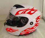オートバイのヘルメットは中国の製造者をとの卸し売りする