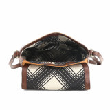 Bolsas Semi-Circle Design Cross-Body Designer (MBNO040061)