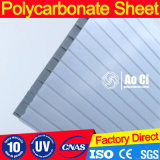 Hoja 100% de la PC de la depresión del policarbonato de Bayer con la protección ULTRAVIOLETA 50um