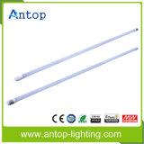 Éclairage élevé de tube du lumen 1.2m T8 DEL d'Aluminium+PC avec du ce RoHS