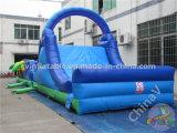 Curso de obstáculo inflable del campo de cargador del programa inicial para los niños
