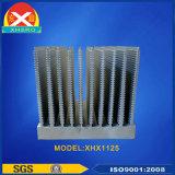 El aire de enfriamiento de la aleación de aluminio del disipador de calor para el inversor