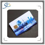 商業電子消費および銀行業のための接触のスマートカード
