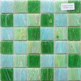 Colore di vetro dell'azzurro del mosaico 48by48mm