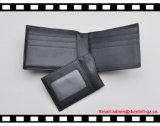 Napa съемное RFID преграждая бумажник человека неподдельной кожи
