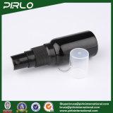 schwarze Glasflaschen des spray-15ml mit schwarzem feinem Nebel-Sprüher