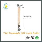De Energie van Edison LED van Stoele T10 4W E27 - de Bollen van de Buis van de besparing