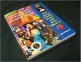 Impressão de livros em quatro cores para produtos da empresa