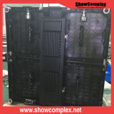 Showcomplex pH3.9は鋳造物広告のための屋内LEDの壁に取り付けられた表示画面を停止する