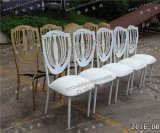 Белое Sta⪞ Стулы банкета Kable используемые металлом Wedding с съемным местом Cuhion (YC-A&⪞ apdot; 78)