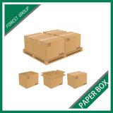Caisses d'emballage de papier ondulé pour la machine lourde (FP7021)