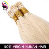 100gram/Pack 613 Zijdeachtig Recht Menselijk Haar I van de Blonde de Uitbreidingen van het Haar van het Uiteinde