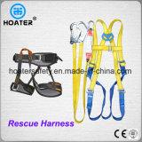 Harnais de sauvetage à ceinture de sécurité à haute résistance avec lanière
