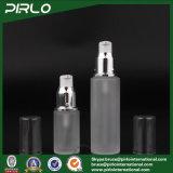 bottiglia della lozione di vetro glassato di 20ml 30ml50ml con la pompa della lozione per l'imballaggio cosmetico della lozione di cura personale di trucco