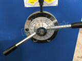 Machine de découpage hydraulique de feuillard de QC12k OR pour la plaque de formulaire