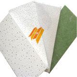 Gletscher-Muster-Mineralwolle-Vorstand (595*595*12mm)