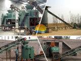 Máquina del enladrillado de la bauxita