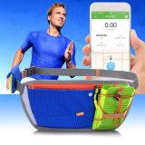 Mais recente Cinturão de corrida de esporte ultrafino Outdoor Waterproof Reflective Waist Bag