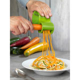 Slicer заточника резца кухни спиральн