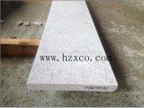 Mattonelle Polished bianche della perla bianca del granito