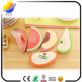 Etiquetas de etiquetas criativas DIY Apple Fruit Pear Sticky Notes