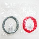 2016 hete Verkoop PLA 1.75mm Plastic RubberGloeidraad Reprap voor 3D Pen