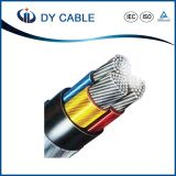 XLPE/PVC изолировало силовой кабель стальной ленты бронированный обшитый PVC
