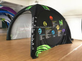 Tente gonflable personnalisée de tente campante d'exposition pour l'événement