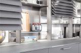 Moderner Mattende-Lack-Küche-Schrank