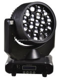 luz principal movente do Big-Eye do diodo emissor de luz 19*15W