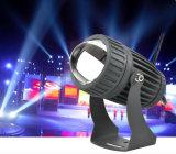 판매 10W 파란 색깔 LED 쇼핑 센터 빛 또는 잔디밭 빛 또는 사각 빛 또는 창고 빛 또는 호텔 빛 또는 공원 빛 또는 정원 가벼운 LED 플러드 빛에