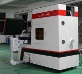 O áre extensa calç o sistema da estaca da marcação do laser