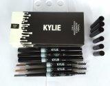 Kylie 2 en 1 Lápiz de cejas impermeable Lápiz de cejas de doble cara Kylie