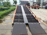 Rampe de quai de chargement hydraulique mobile