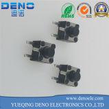 Geleuchteter Tasteingebauter Typ Licht-Takt-Schalter der schalter-Lampen-Serien-6*6 LED