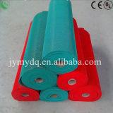 Stuoia variopinta del PVC S della stuoia di portello del PVC, moquette della piscina, stuoia della maglia del PVC