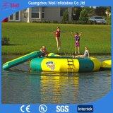 Горячий Trampoline воды сбывания комбинированный для спортивной площадки воды