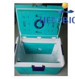 120L caixa do refrigerador do gelo do grau da indicação digital 2-8
